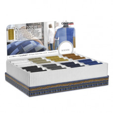 Нитки Denim Gutermann 100м