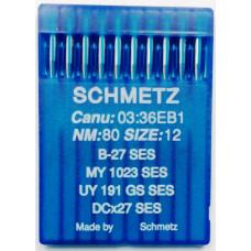 Игла Schmetz для промышленной машины(SERV7)№90