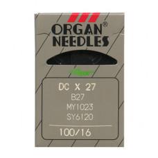 Игла для промышленной швейной машины ORGAN 1шт
