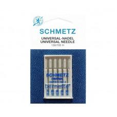 Иглы SCHMETZ стандартные 5-№70-80-90