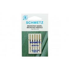 Иглы SCHMETZ микротекс(особо острые) 5-№90