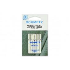 Иглы SCHMETZ микротекс(особо острые) 5-№60