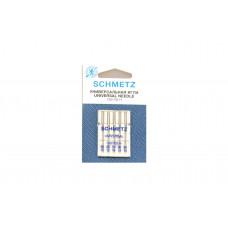 Иглы SCHMETZ стандартные 5-№80-90