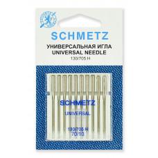 Иглы SCHMETZ стандартные 5-№70