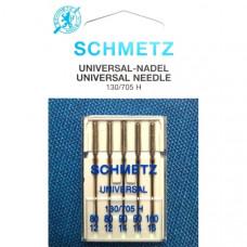 Иглы SCHMETZ стандартные 5-№80-90-100