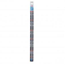 34210 Спицы прямые 4,50мм*40см, алюминий, 2шт PONY