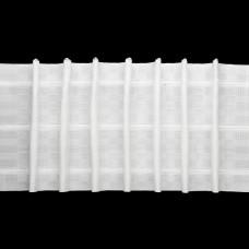 Лента шторная 10 см