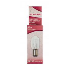 Лампочка для швейной машины, цокольная,22*56 AU 225615
