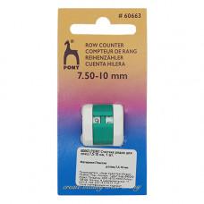 """Для вязания """"Gamma"""" счетчик рядов CR пластик в чехле, д-4.25-6.5мм"""