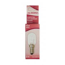 Лампочка для швейной машины, винтовая,22*56 AU 225614
