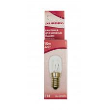 Лампочка для швейной машины, винтовая,20*50 AU 205014