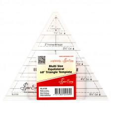 Лекало для создания треугольника NL4169