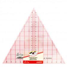 Линейка-треугольник NL4173