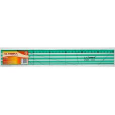 Линейка для пэчворка 5*35см AU-0535