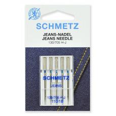 Иглы SCHMETZ для джинсы №110